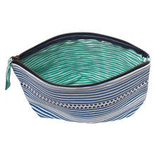Load image into Gallery viewer, Bethany Blue Medium Relaxed Pouch