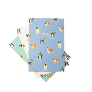 Set of 3 Notebooks Small