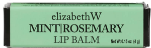 Mint Rosemary Lip Balm