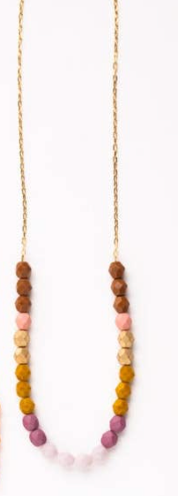 Pretty Beads Necklace