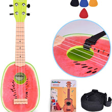 Load image into Gallery viewer, Kids Watermelon Ukulele