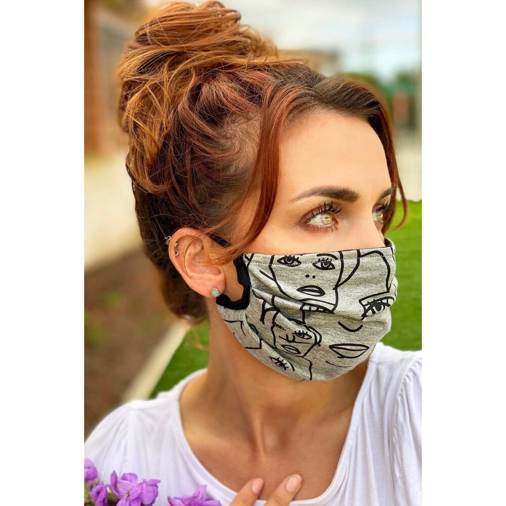 Face Mask - Adult