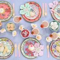 In Full Bloom Small Plates (10 count)