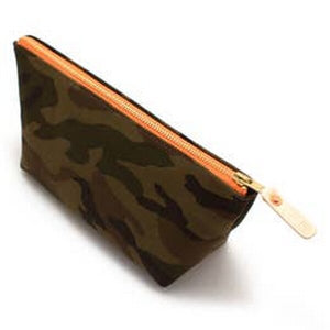 General Knot Travel Clutch - Camo