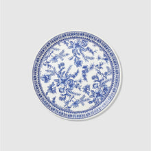 Load image into Gallery viewer, French Toile Large Paper Party Plates (10 count)