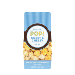 Sweet and Cheesy Popcorn