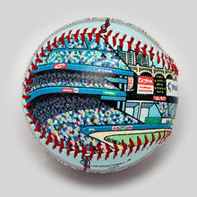 Load image into Gallery viewer, Commemorative Baseball - Yankee Stadium (1976 – 2008)