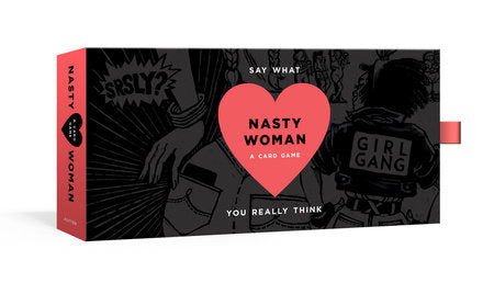 Nasty Woman Card Game