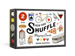 New York Shuffle Playing Cards