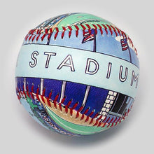 Load image into Gallery viewer, Commemorative Baseball - Dodger's Stadium