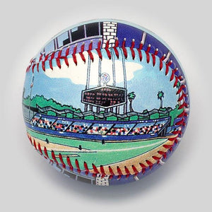 Commemorative Baseball - Dodger's Stadium