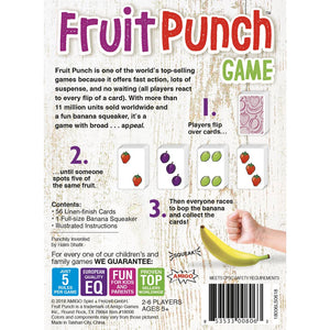 Fruit Punch – Spot Five and Bop the Banana