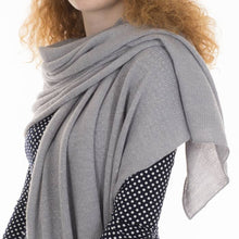 Load image into Gallery viewer, Alpaca Travel Shawl/ Pillow