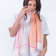 Load image into Gallery viewer, Peach Bella Scarf