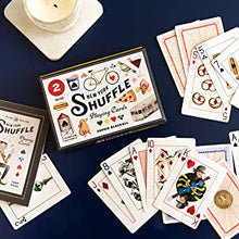 Load image into Gallery viewer, New York Shuffle Playing Cards