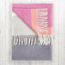 Load image into Gallery viewer, Eloise Grape Throw Blanket