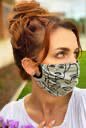 Load image into Gallery viewer, Jersey Cotton Face Mask