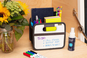 White Board Mini Foldable Box
