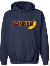 Load image into Gallery viewer, BANNED Banana Pullover Hoody