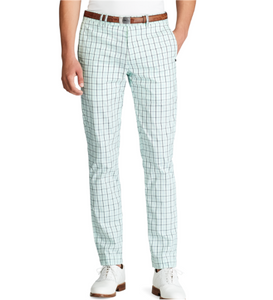 The Standard Casual Plaid Pants