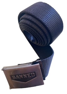 Banned Brass OG Belt