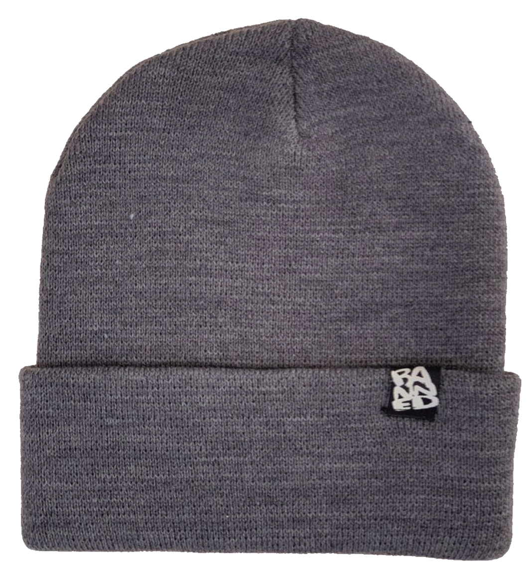 The Aquatic Beanie Charcoal Grey