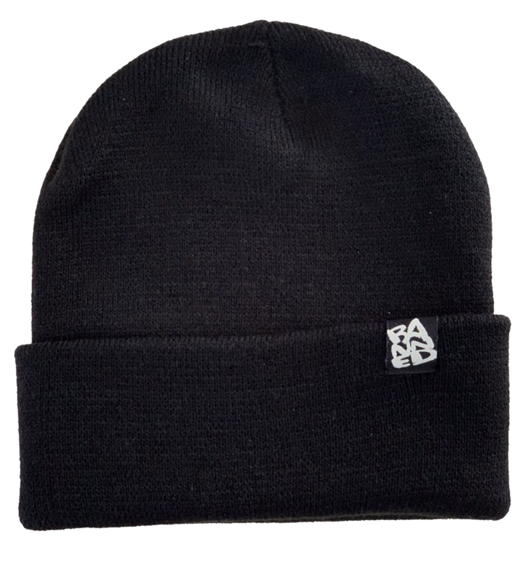 The Aquatic Beanie Black