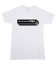 Load image into Gallery viewer, BANNED® Arrow Block S/S T-shirt