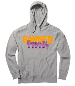 Sign Language Pullover Hoody