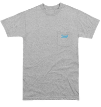 Load image into Gallery viewer, Script S/S Pocket T-Shirt