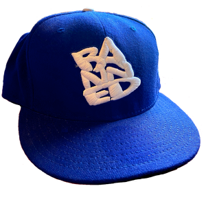 BANNED Snapback Flat Royal