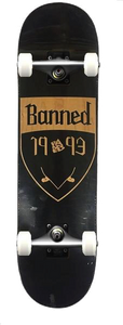 Shield Complete Skateboard