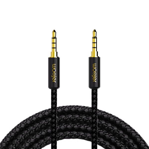 Gold-Plated 3.5mm Audio Cable - Woojer