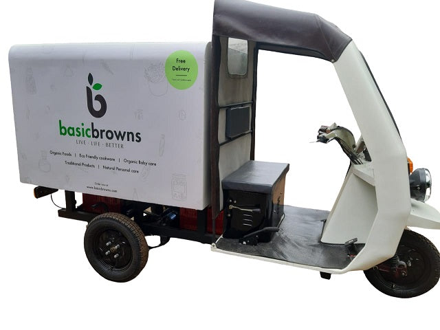 BasicBrowns Delivery Auto