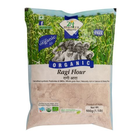 Organic Flours, Organic Millets BasicBrowns