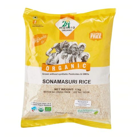 Organic Rice and Cereals BasicBrowns