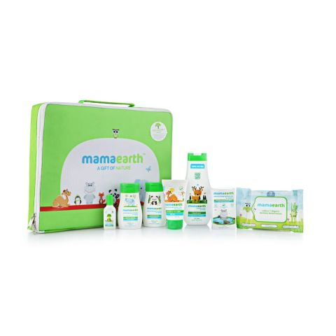 Complete Organic and Natural  Baby Kits BasicBrowns