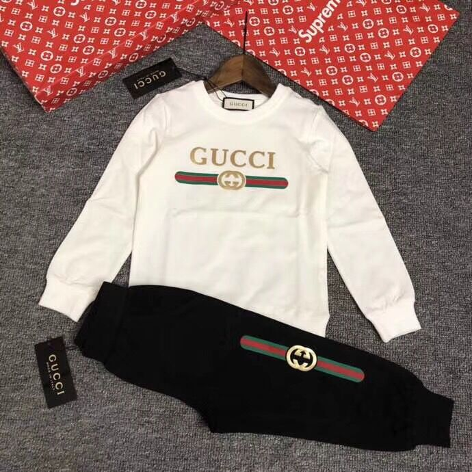 Gucci tracksuits for kids