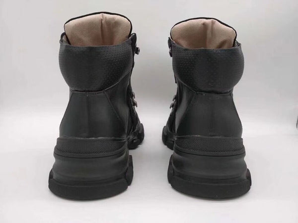 Gucci Martin  Boots   for  Unisex