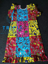 ANKARA DRESSES WITH STONES