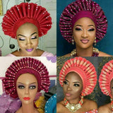 Crown / Ankara Designs Autogele of all kinds
