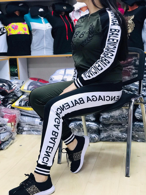 BALENCIAGA TRACKSUITS FOR WOMEN