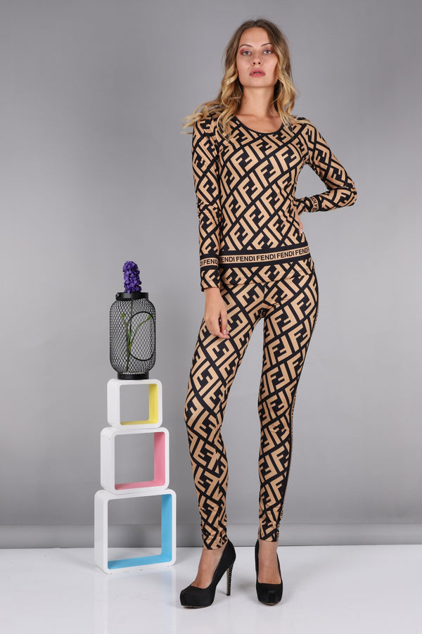 FENDI TRACKSUITS FOR WOMEN