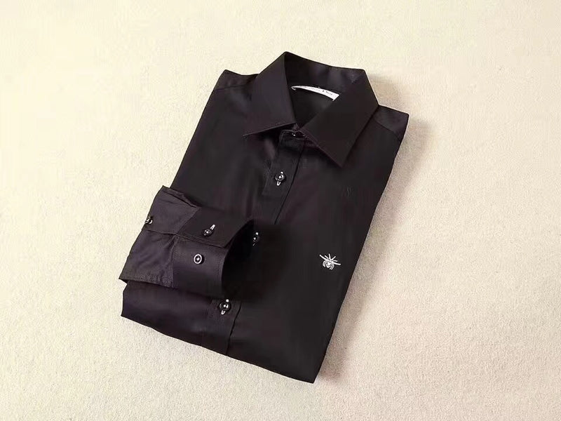 Dior Long Sleeves  Polo Shirts For Men
