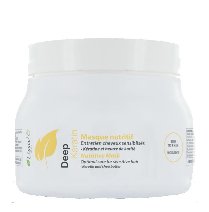 MASQUE POUR LISSAGE PERMANENT - Weilness shop
