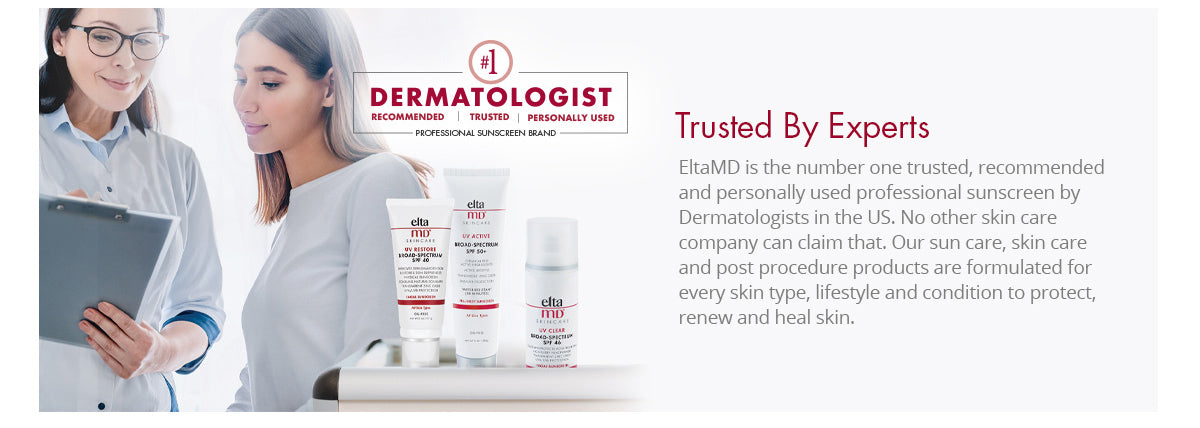 We are the number one trusted, recommended and personally used professional sunscreen by Dermatologists in the US*. Our Sun Care, Skin Care and Aesthetic Care products are formulated for every skin type, lifestyle and condition to protect, renew and heal skin health.