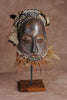 African Songhe Warrior Hunter Mask - culturesinternational  - 1