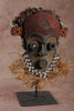African Sukus Helmet Mask Congo DRC - Cultures International From Africa To Your Home