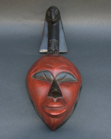 African Puberty Mask Rite of Passage Ghana
