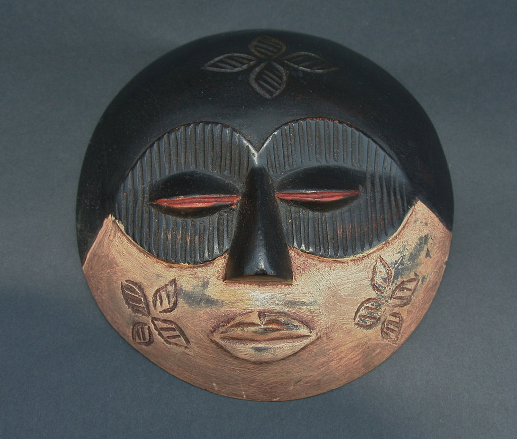 African Bravery Mask Chief Agokoli Ghana - Cultures International From Africa To Your Home